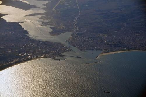 Lac de Bizerte, Tunisia
