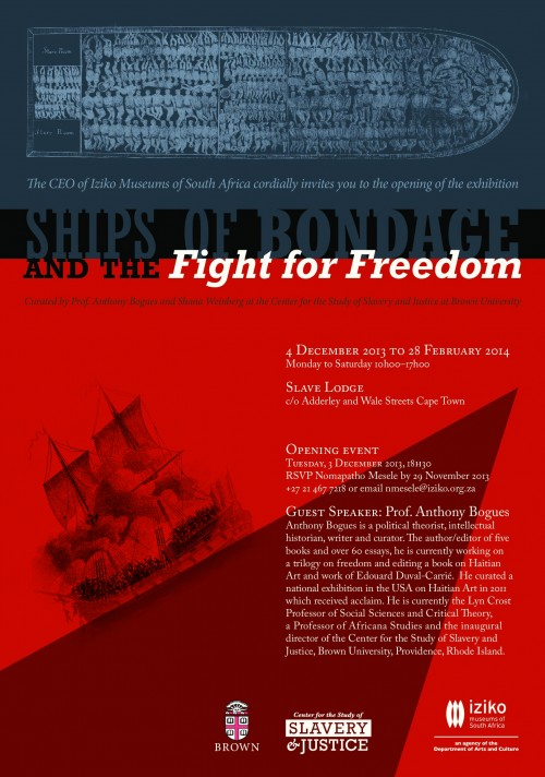 Ships of Bondage and the Fight for Freedom